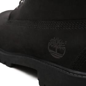 "Timberland Icon Collection Premium Bottes 6"" Enfant, black nubuck"